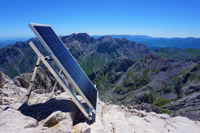 Solarne panely na vyhrievanie domu